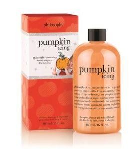 Pumpkin Icing