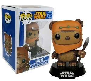 Ewok Bobble Head