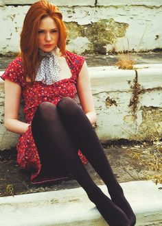 Amy Pond Outfit 2