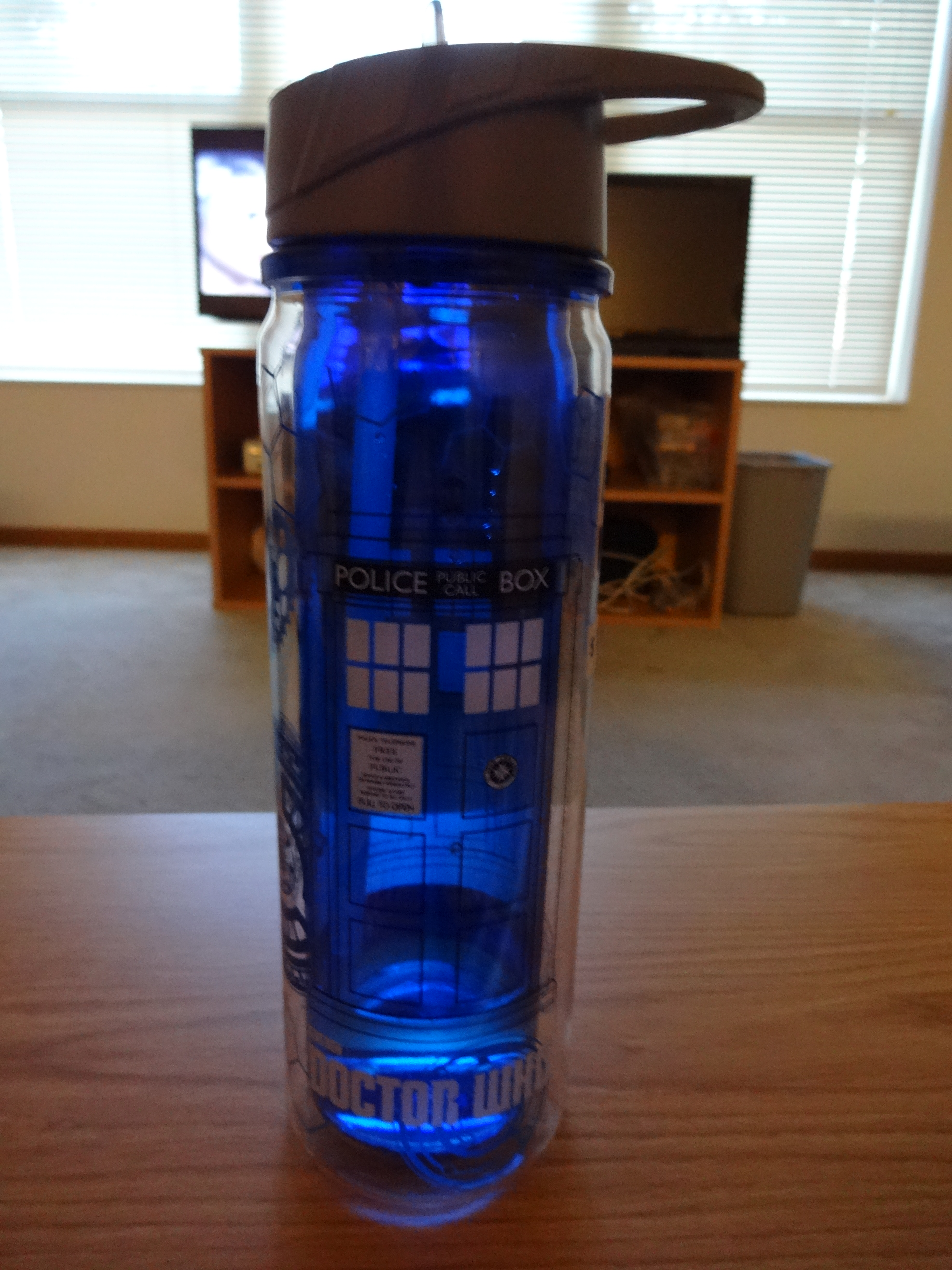 Life Lately: Doctor Who Con/Console-Room | Bizarre Brunette