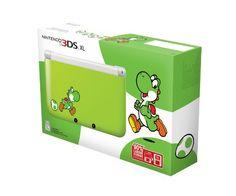 Yoshi 3DS XL