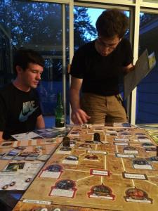 Birthday Arkham Horror