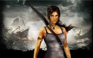 New Lara Croft 2