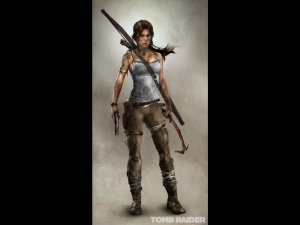 New Lara Croft