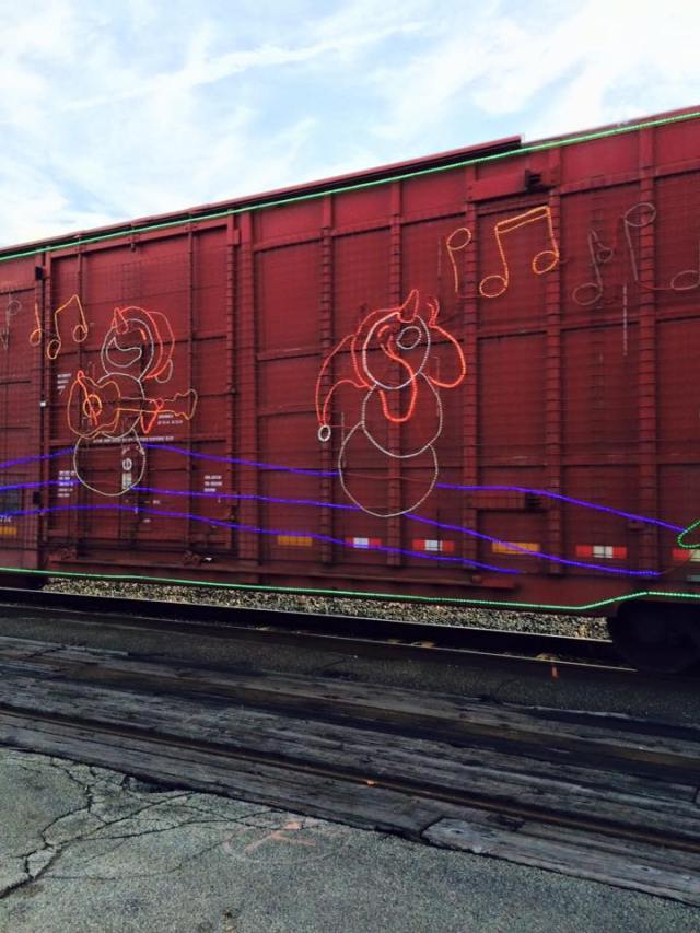 Holiday Train 5