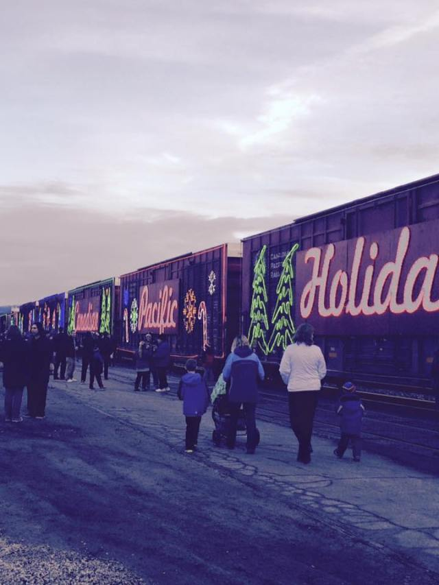 Holiday Train 9