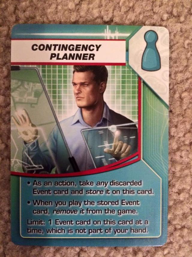 Pandemic Card