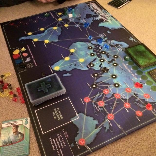 Pandemic Game 2