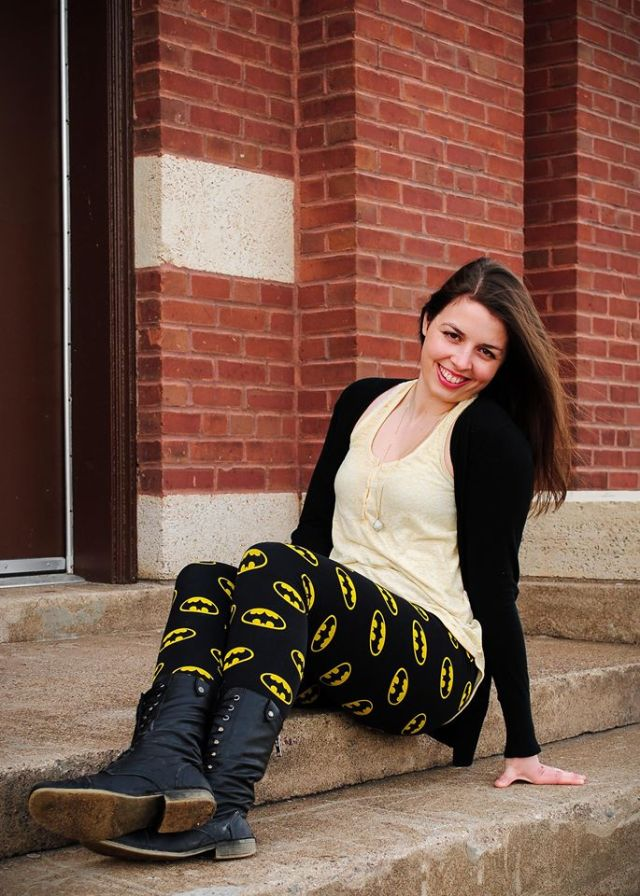 Batman Banana Pants Photoshoot 3.25.16 4