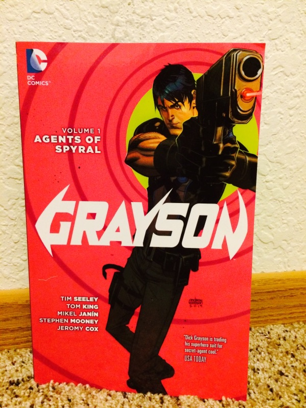 Dick Grayson Volume 1