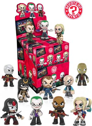 Suicide Squad Blind Box