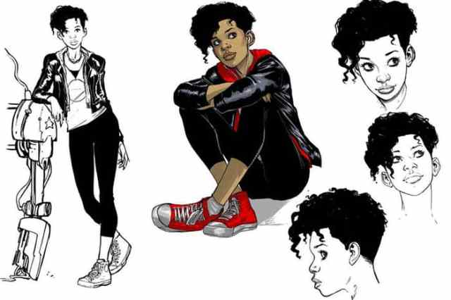 Riri Williams New Sketch.jpg