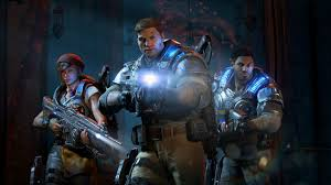 Gears of War 4 Group
