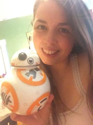 BB8 Selfie