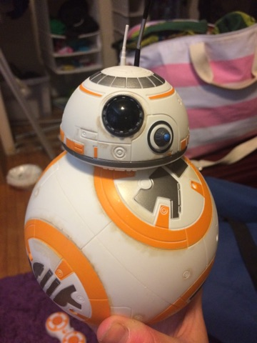 Remote Controlled BB8