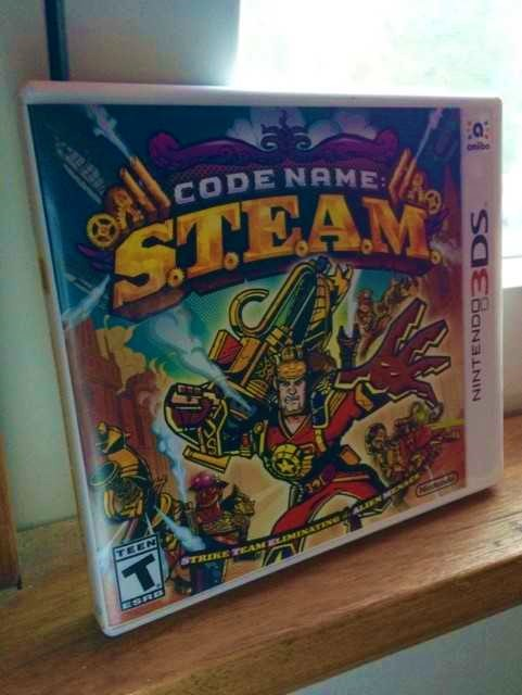 Code Name Project Steam