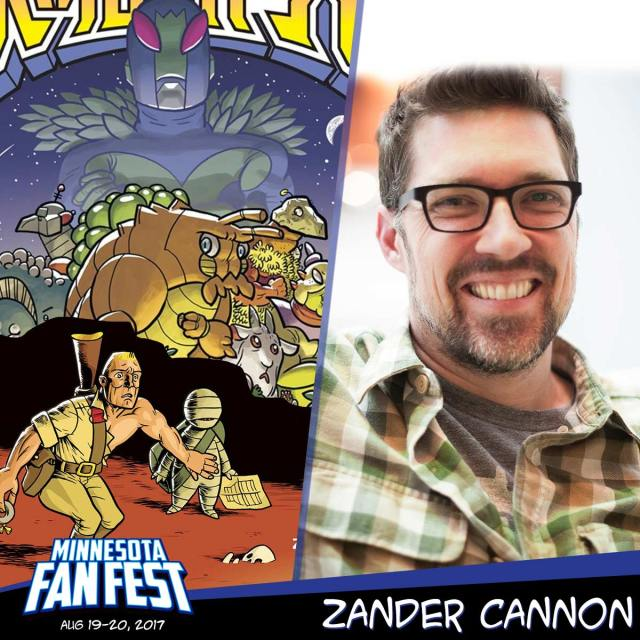 Zander Cannon