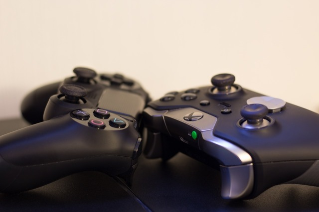 Controllers from PIxel free images