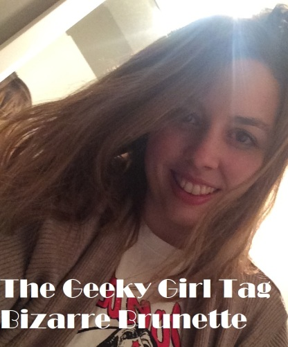 Geeky Girl Tag
