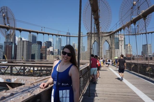 Brooklyn Bridge Me
