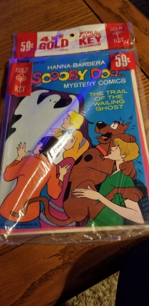 Scooby Doo Comics