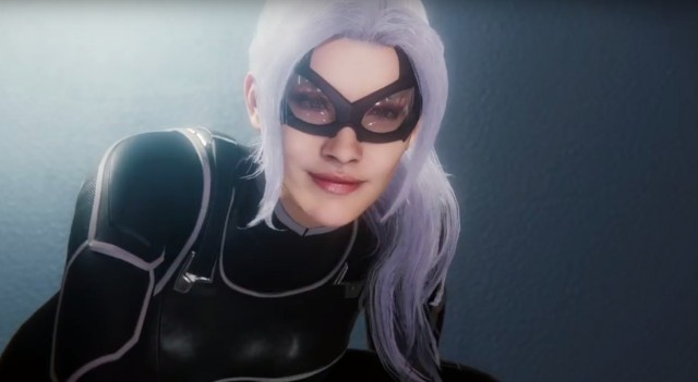 Black Cat Game Informer