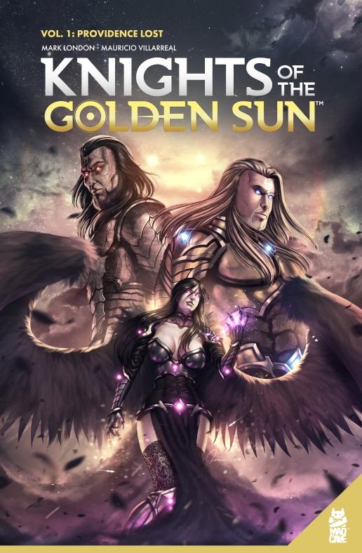 Knights of the Golden Sun Volume #1.jpg